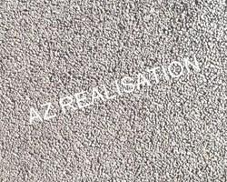 AZ REALISATION - Paulhan - Béton drainant coloré : GRANIT