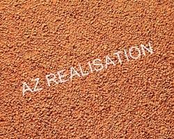 AZ REALISATION - Paulhan - Béton drainant coloré : CORAIL