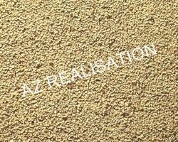 AZ REALISATION - Paulhan - Béton drainant coloré : SABLE